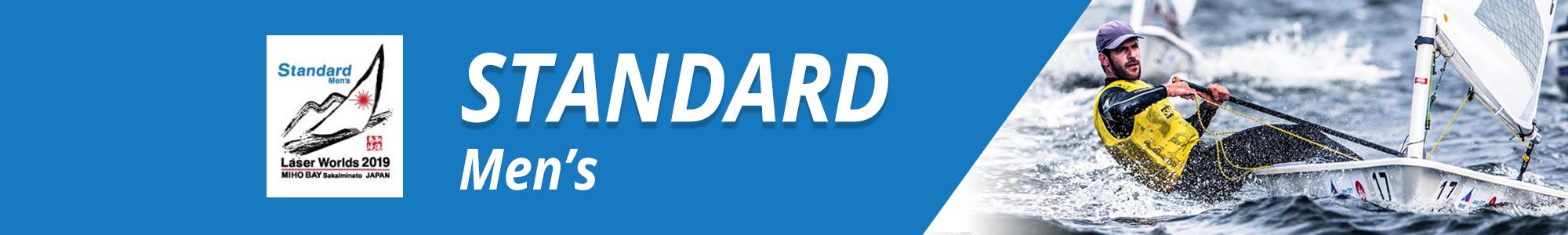 2019 Laser Worlds/2019 レーザー級世界選手権大会 STANDARD/スタンダード級